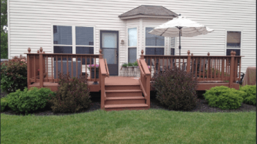 Inexpensive Home Addition: 3 Amazing Deck Landscaping Ideas