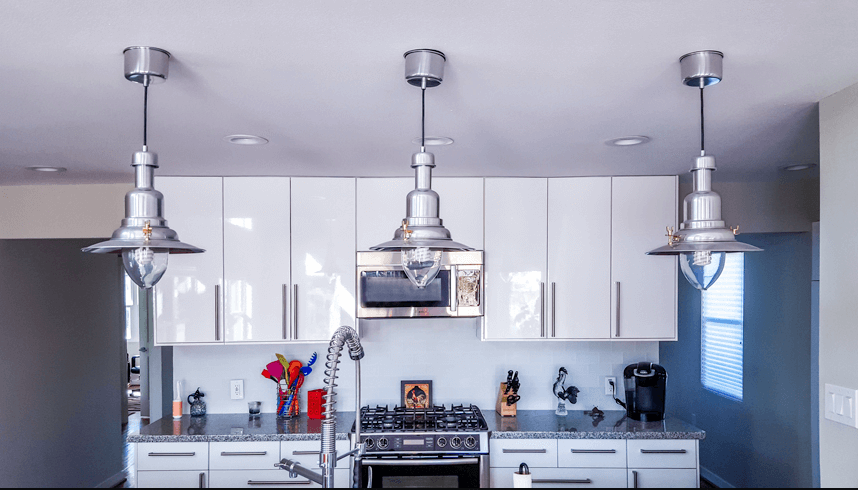 4 Easy Ways To Make Your Small Kitchen Feel Bigger And More Spacious