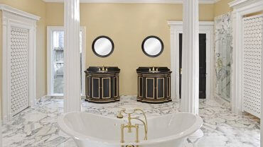 4 Bathroom Dead-space Renovation Ideas For Your Houston Home